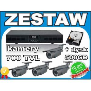 Zestaw monitoringu B127N