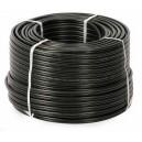 Kabel koncentryczny czarny PE-2x0.50 zasilanie NN