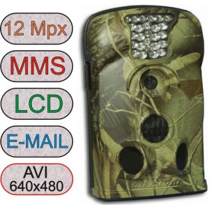 Fotopułapka TV-5220M 12Mpx MMS E-Mail 4GB