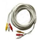 Kabel A/V/DC do kamer 20M
