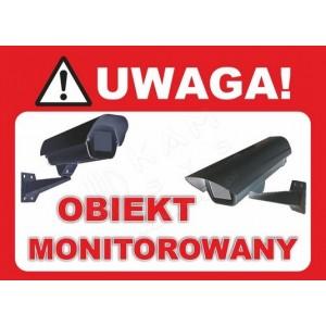 Tablica obiekt monitorowany