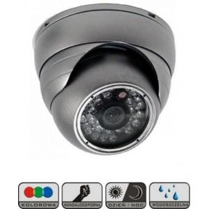 Kamera kopułkowa K2 655 KIR 600 TVL SONY IR 20M