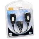 Przedłużacz USB po UTP
