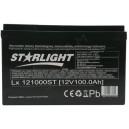 Akumulator żelowy 12V 100Ah STARLIGHT