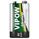 Bateria alkaliczna 9V 6LR61 Vipow BLISTR