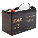 Akumulator 12V 100Ah żelowy GLP AGM