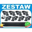 Zestaw monitoringu K107S