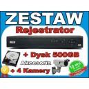 Zestaw monitoringu B121N
