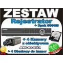 Zestaw monitoringu B122N
