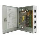 Zasilacz 9 kanałowy 10A - DVS-09CH10A