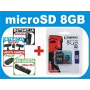 Karta microSD Kingston 8GB